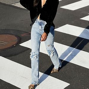 NWT Free people my own land jeans sz 26